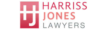 Harriss Jones Lawyers Logo 350x100 image